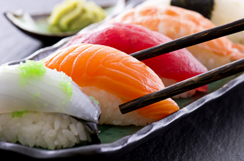 New NY Law Raw Fish Must be Frozen Before Serving