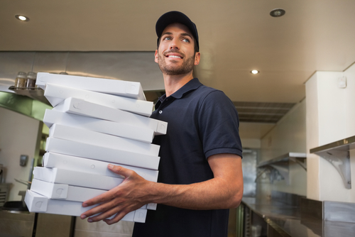 Restaurant Delivery Service Liability Concern