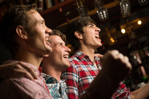 Preventing Fights in Sports Bars