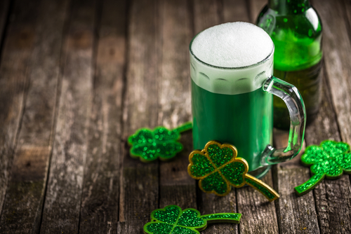 St. Patrick's Day Marketing for Lounges