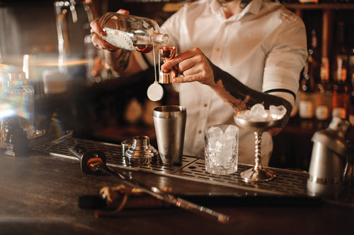 Preventing Bartender Injuries