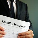 liabilty insurance info